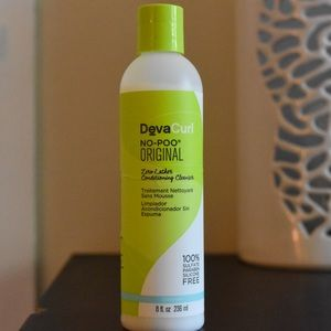 DevaCurl No-Poo Original Conditioning Cleanser